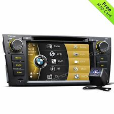 US CAM+ Eonon Car DVD Player GPS Bluetooth Navigation for BMW E90 E91 E92 E93 A