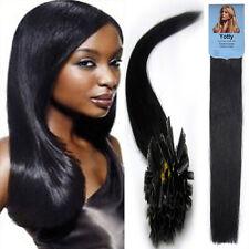 Pre Bond U Nail Fusion Keratin Tip Glue Remy Human Hair Extensions Beauty Brand