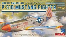 Meng Model 1/48 LS-006 P-51D Mustang Fighter