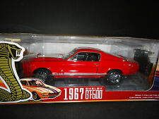 Greenlight Shelby GT500 1967 Red 1/18