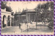 MARSEILLE - Exposition coloniale, pavillon des forets d' Algerie