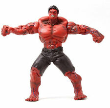 "Incredible Hulk Red Marvel Avengers Universe 10"" Loose Action Figure Kids Toys"