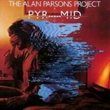 "THE ALAN PARSONS PROJECT ""PYRAMID"" CD NEUWARE"