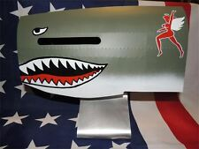 FLYING TIGERS P-40 S.N.A.P. NOSE ART PANEL MCQUALITY WWII WW2
