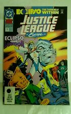 Justice League Europe Annual #3 (1992, DC) Aquaman Flash