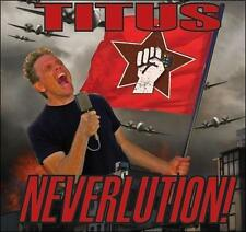 Christopher Titus - Neverlution (R) (2011) - New - Compact Disc