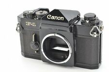 Canon F-1 Body Very Good Condition #71120