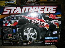 Traxxas Model # 36054-1 Stampede  new boxed lot # 9137