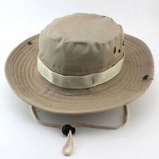 US Outdoor Large Brimmed Quick Dry Fishing Sun UV Protection Hat Bucket Cap Hot