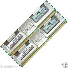 4gb (2x2 GB) DDR2-667 Pc2-5300f Ecc Fully Buffered 240 Pines Memoria (RAM) Fb Dimm
