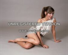 """Carrie Fisher 10"""" x 8"""" Photograph no 20"""