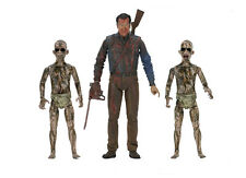 BLOODY Ash VS DEMONE uova Figure Set di ASH VS Evil Dead 41949