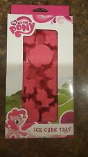 My Little Pony Flexible Ice Cube Tray Hasbro ICUP Brand New Pink