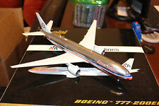 Gemini Jets 1:200 American Boeing 777-200 Old Colors Polished N776AN