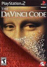 DA VINCI CODE PS2 GAME NEW