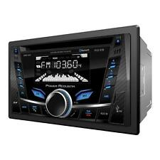 Power Acoustik Double Din PCD-52B C/WMA/MP3 Digital Media Player Bluetooth