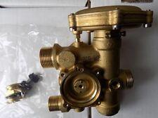 Ariston 3 way jauge de pression valve 998069 vanne de dérivation assemblée