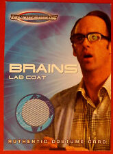 Thunderbirds-costume card TC3-cerveau 's lab coat