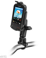 RAM Motorcycle Handlebar Mount for Garmin Monterra