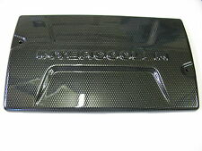 FORD FOCUS INTERCOOLER C0VER CARBON FIBER ABS PLASTIC MK1 RS
