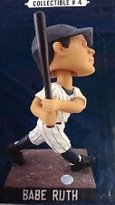 MLB NEW YORK YANKEES BABE RUTH OFFICIAL BOBBLEHEAD NEW IN BOX SEALED