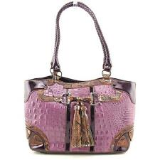 Madi Claire 4743 Women Purple Shoulder Bag