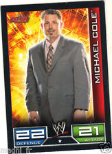Slam Attax RAW - Michael Cole (A3810)