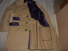 PAUL SMITH Quality pure Cotton material fabulous epsom Slim Coat Jacket SIZE 38R