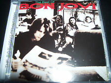 Bon Jovi Crossroads Best Of Greatest Hits (Australia) CD - Like New
