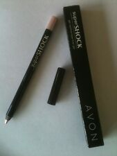 Avon SUPERSHOCK GEL EYELINER PENCIL * FLASH * NEW BOXED  *  FREE POSTAGE * SALE