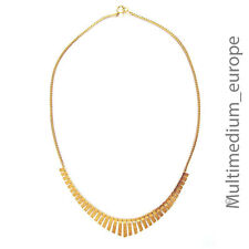 585er Gold Halskette Collier necklace 14kt