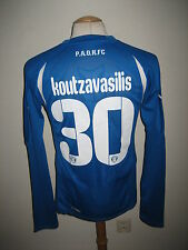 PAOK goalkeeper MATCH WORN Greece football shirt soccer jersey trikot size L