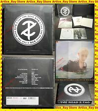 NEW Z.TAO 黃子韜 (EXO) The Road Taiwan 2 CD+DVD w/BOX+4 Promo Card+Poster 2016
