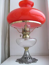 Antique Oil Lamp Complete Kosmos Brenner