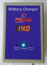 CAR Bike Battery Charger / Lead Acid Battery 12V Charger With Digital Display