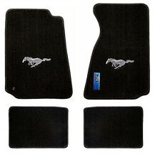 LLOYD Heavy Plush™ FLOOR MATS 4pc set; 1994-04 MUSTANG coupe, 99-04 convertible