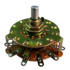 Rotary Switch 1 Pole 11 Position 5 Amp RBS-2