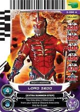 POWER RANGERS CARD UNIVERSE OF HOPE ULTRA RARE : Lord Zedd 090