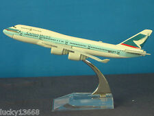 CATHAY PACIFIC BOEING 747 Passenger Airplane Alloy Plane Metal Diecast Model
