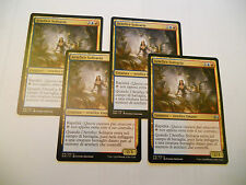 4x MTG Artefice Solitaria-Reclusive Artificer Magic EDH ORI Origins ITA x4