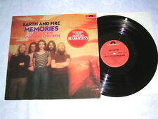LP - Earth and Fire Memories (Song of the Marching Children) 1972 # cleaned