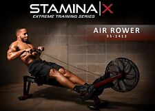 Stamina X Air Rower Rowing Machine 35-1412 Cardio Exercise NEW UPGRADED 2016