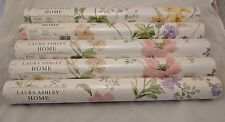 Laura Ashley Home Floral Prepasted Scrubbable Wallpaper Covering 5 Double Rolls