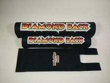 Diamondback padset bmx old school Harry Leary Turbo Viper SILVER STREAK. and ETC