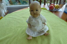 """VINTAGE A M GERMANY BABY DOLL 15""""  351/3R"""