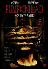 Pumpkinhead: Ashes to Ashes (DVD)  Lance Henriksen, Doug Bradley NEW