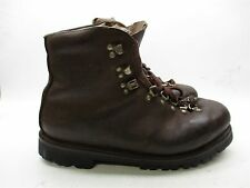 KESTINGER B417 Men's Size 9 M Hiking Mountaineering Brown Leather Boots