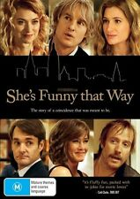 She's Funny That Way (DVD, 2016) Jennifer Aniston Imogen Poots Lucy Punch Owen W