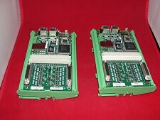 Danaher Motion PCB P/N: 1007-0105 REV 2. SynQnet Interface Device  Lot of 2