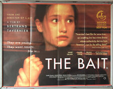 Cinema Poster: BAIT, THE (L'Appât) 1995 (Quad) Marie Gillain Bertrand Tavernier